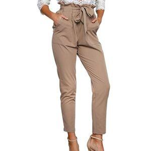 Pants - Paperwaist pants